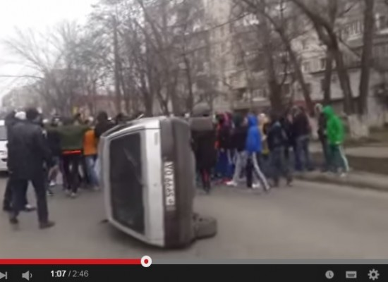 """Mass Riots"" In Odessa Turn Out To Be Staged"