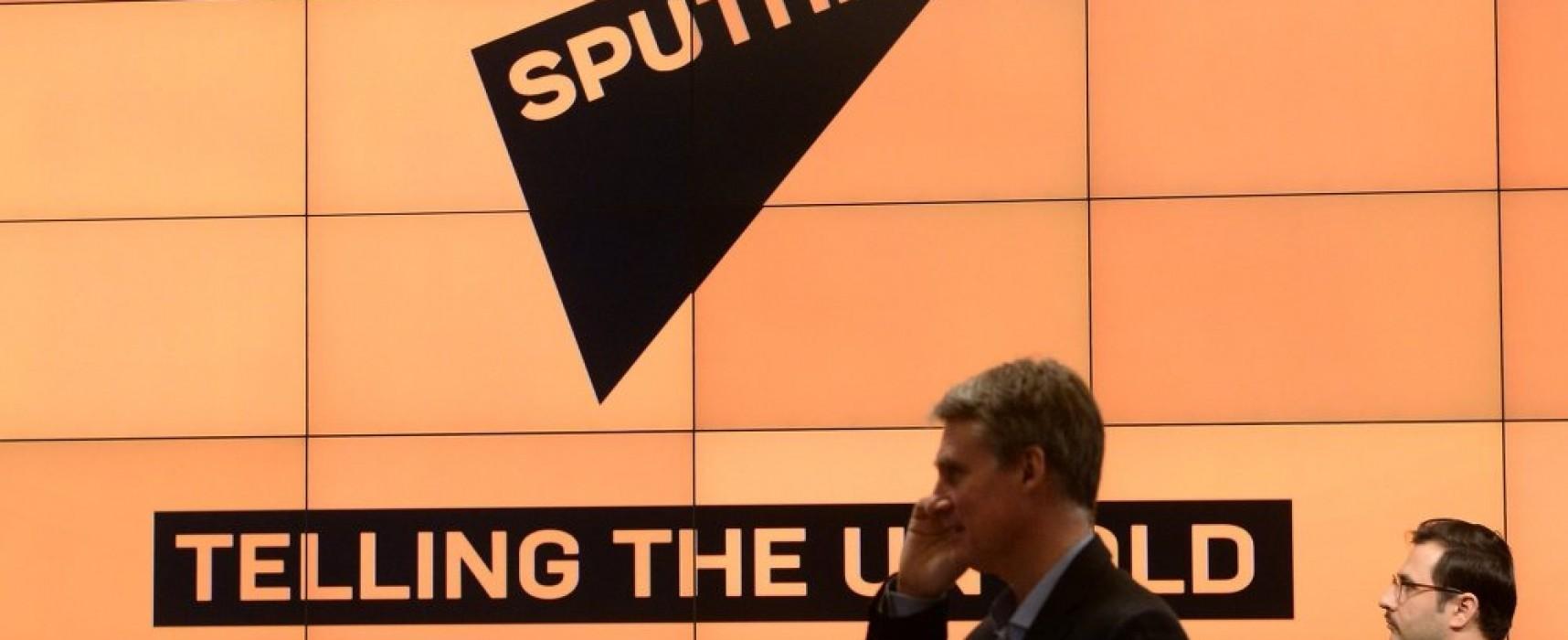 Sputnik Launches Norwegian Language Website