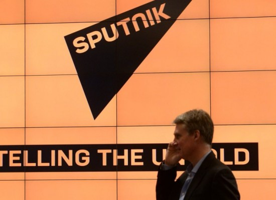 Sputnik Launches Danish Language Website