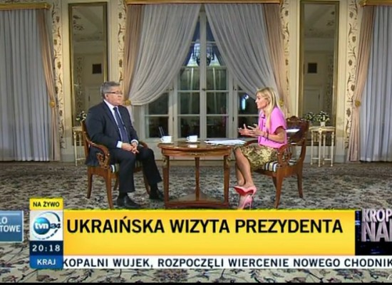 Polish President Has Not Said that UPA Glorification Law Will Spoil Kyiv-Warsaw Relations