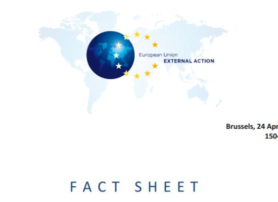 ЕС опубликовал ответы на самые часто задаваемые вопросы про кризис в Украине и партнерство Украина-ЕС