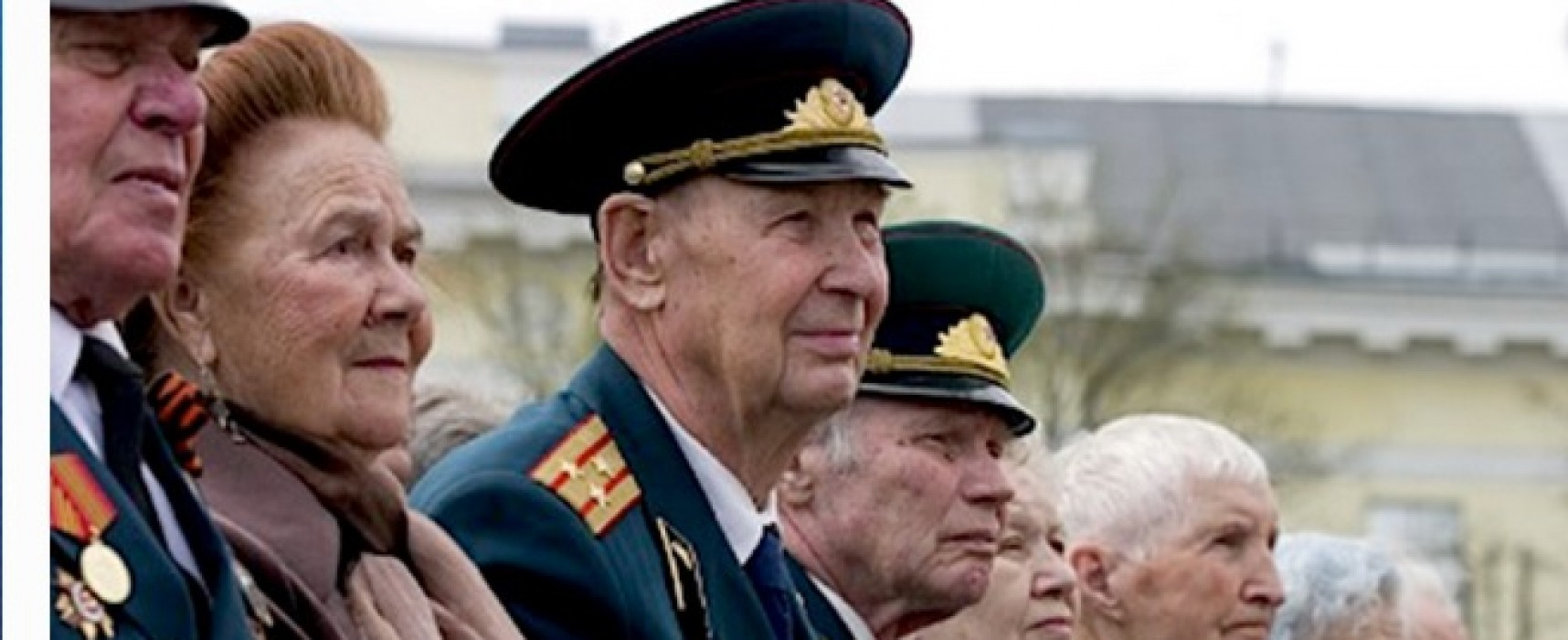 Kharkiv Forbids Veterans from Wearing St. George Ribbons