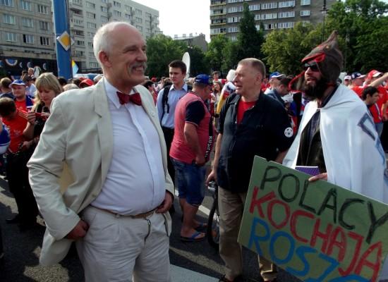 Польский депутат дважды солгал в интервью о снайперах на Майдане