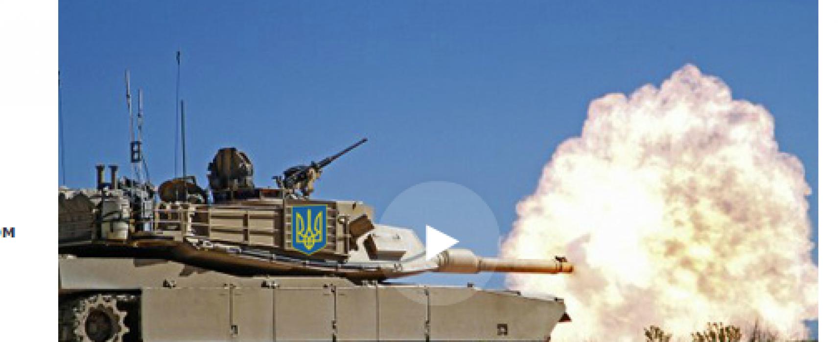 Falso: Los tanques de EEUU están en Donbás