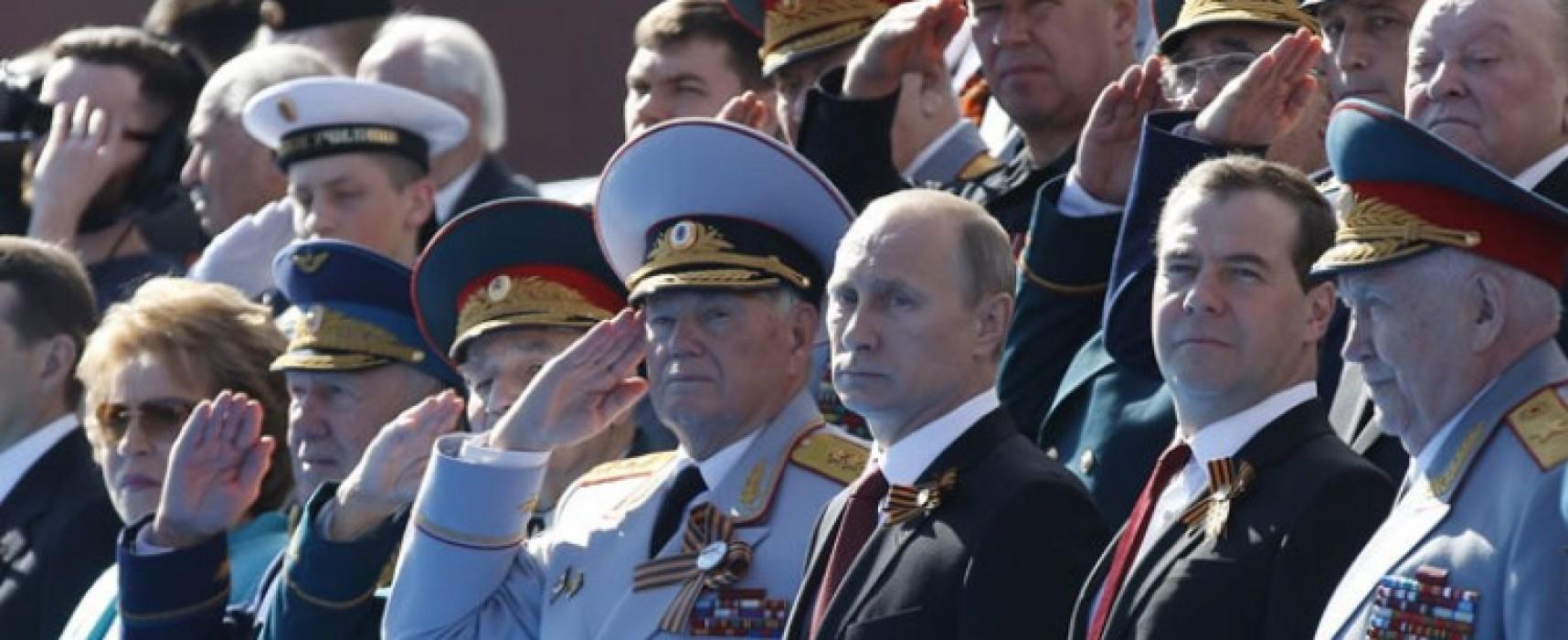 Хвалебный фильм о Путине показали на канале «Россия 1»