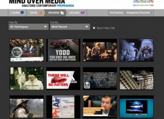 Mind Over Media: снять маски с пропаганды