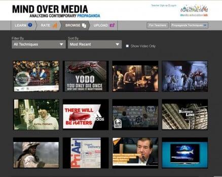 Скриншот mediaeducationlab.com