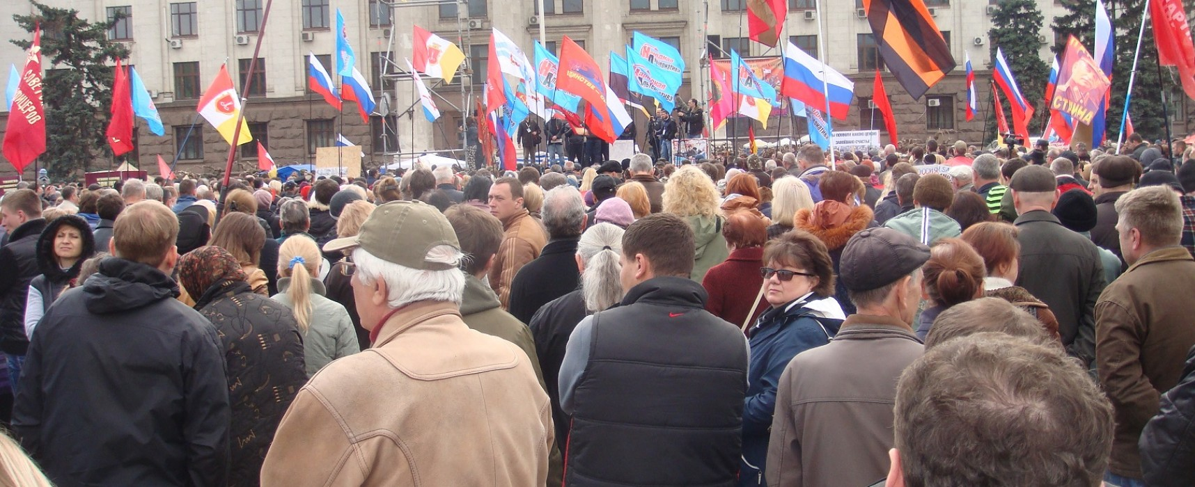 Хронология событий 2 мая в Одессе (часть 2)