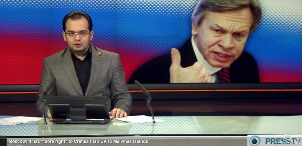 Screenshot from dailymotion.com