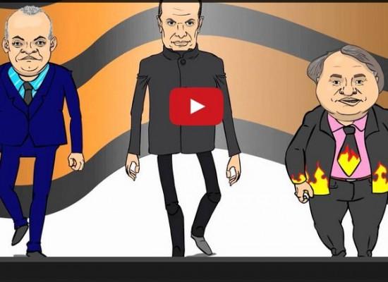 Время врать №10. Супергерои кремлевской пропаганды
