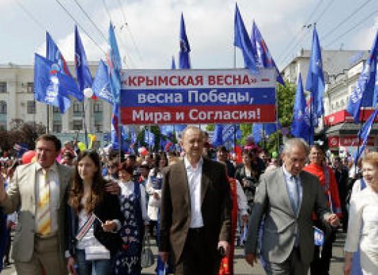 Российская пропаганда творит чудеса в Украине («El Pais», Испания)