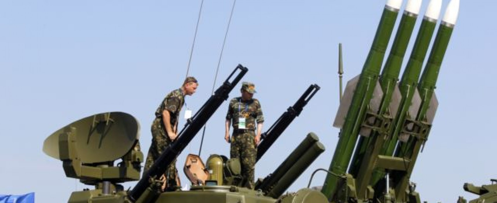 Evidence Mounts That Russia Supplied Buk Missiles To Ukraine Separatists