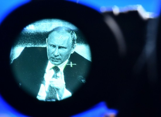The Putin paradox: distrusted, feared, and yet revered