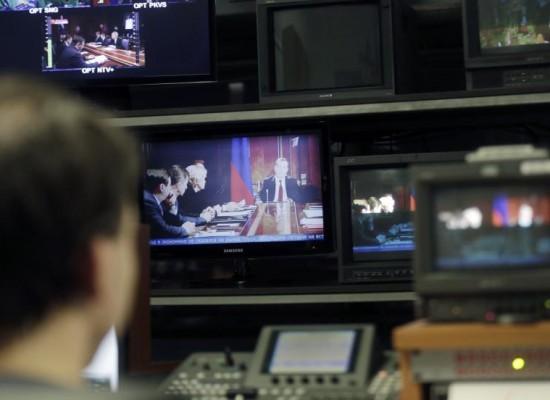 The U.S. Should Do More to Counter Putin's Propaganda