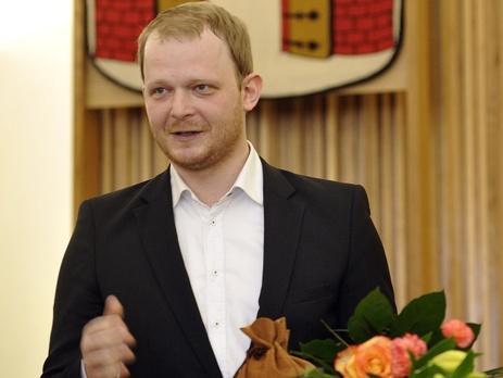 Чешский журналист Якуб Каленский будет бороться с российской пропагандой в ЕС Фото: ceskenoviny.cz