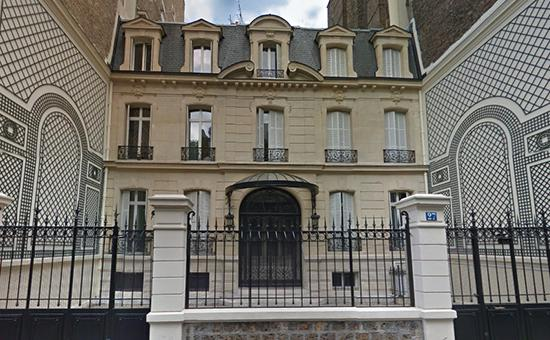 Представительство ТАСС в Париже Фото RBC