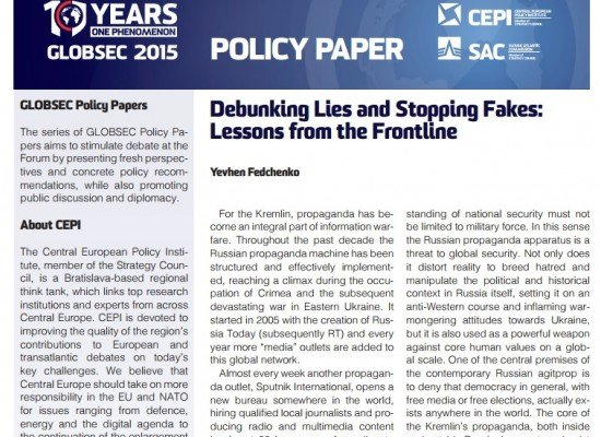 Debunking Lies and Stopping Fakes: Lessons from the Frontline