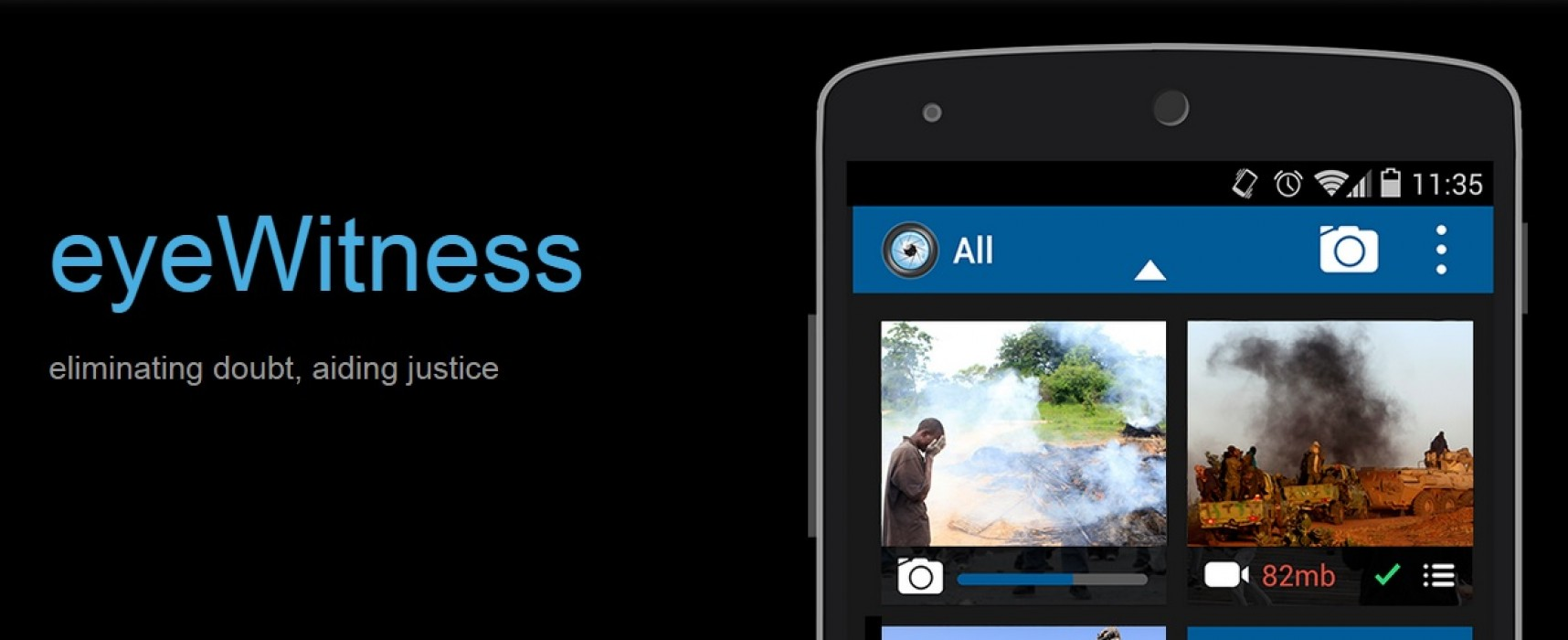 Новое приложение для смартфона как инструмент правосудия