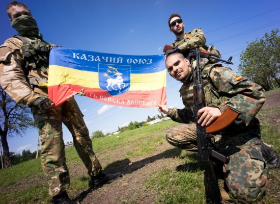 Ukrainian bloggers use social media to track Russian soldiers fighting in east