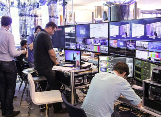 EU drafts plan on Russia's media 'misuse'
