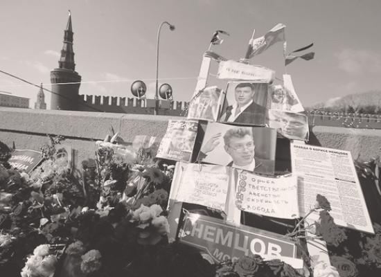 Жанна Немцова: Пропаганда убивает. Государственное ТВ сеет ненависть и рознь