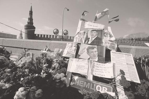 Ответственность за трагическую гибель Бориса Немцова несет и ТВ-пропаганда Е. Разумный / Ведомости