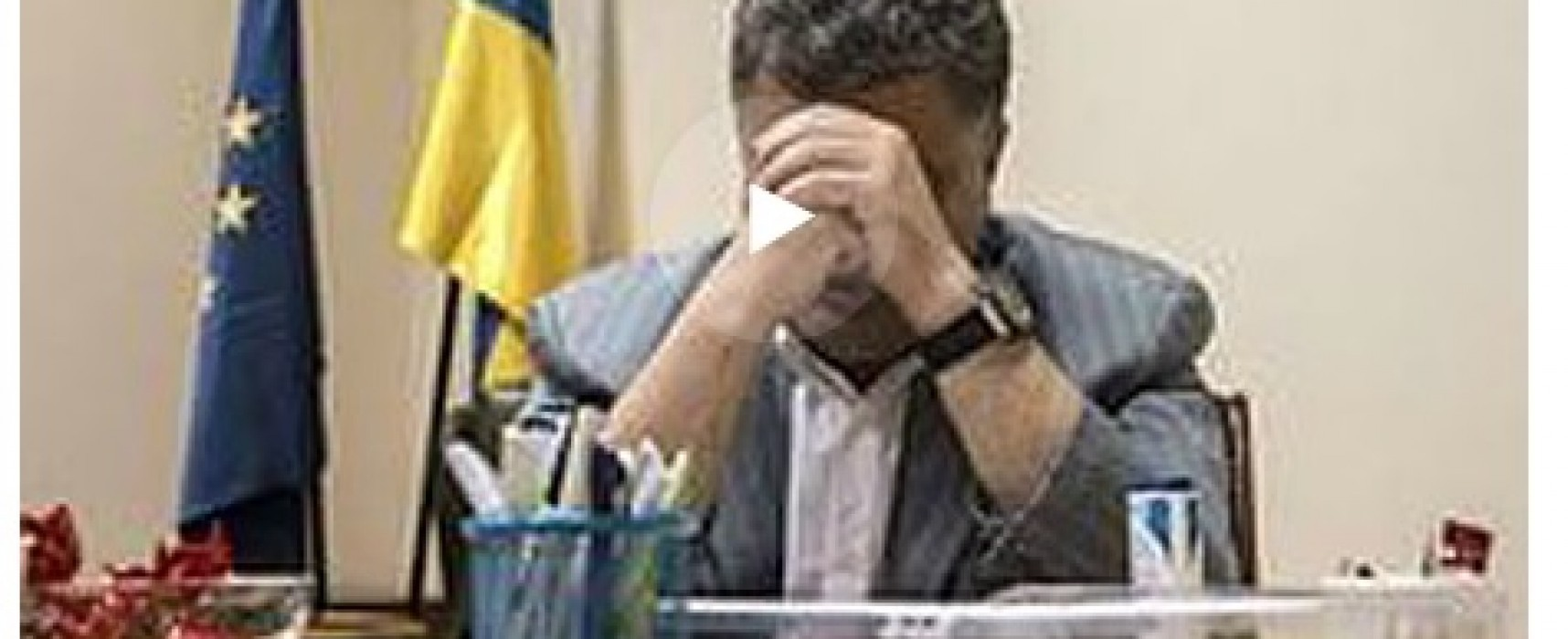 Falso: Petro Poroshenko por una semana padecía dipsomanía