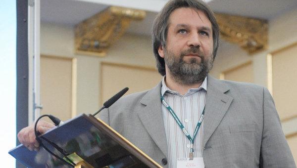 Василий Гатов. Фото globallab.org