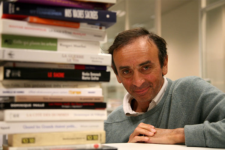 Eric Zemmour (depicted above) is among RT's new columnists. A marginal French journalist and a right-wing pundit, he is known for his antiliberal and misogynistic claims. Photo: Maxppp