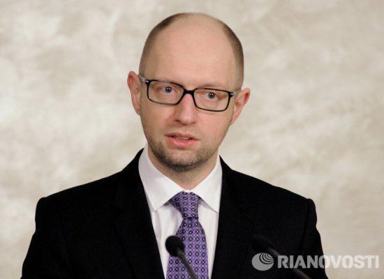 Представитель сенатора США заявил, что письмо Яценюку — подделка