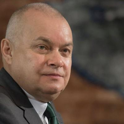 """Contul din Marea Britanie al agenţiei """"Russia Today"""" a fost inchis în contextul sancţiunilor împotriva lui Kiseliov"""