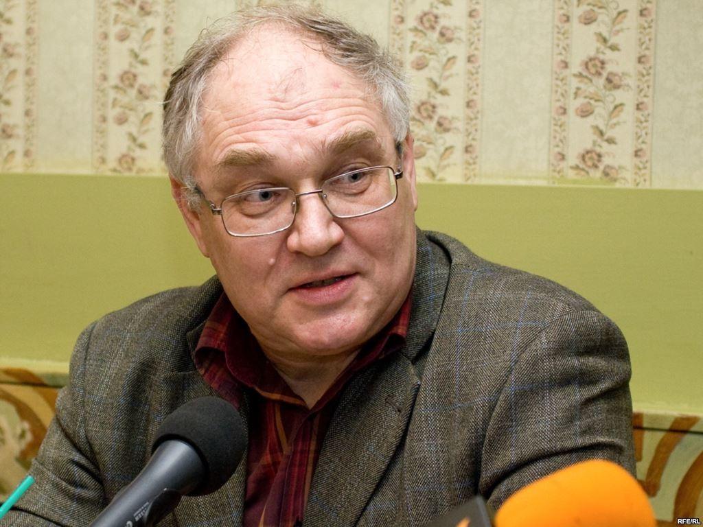 Лев Гудков. Фото: RFE/RL