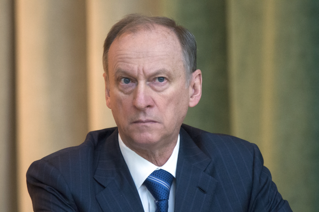 Секретарь Совбеза Николай Патрушев. Фото: РИА Новости