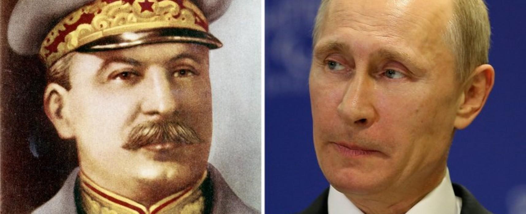 Russia's Stalinist Diplospeak