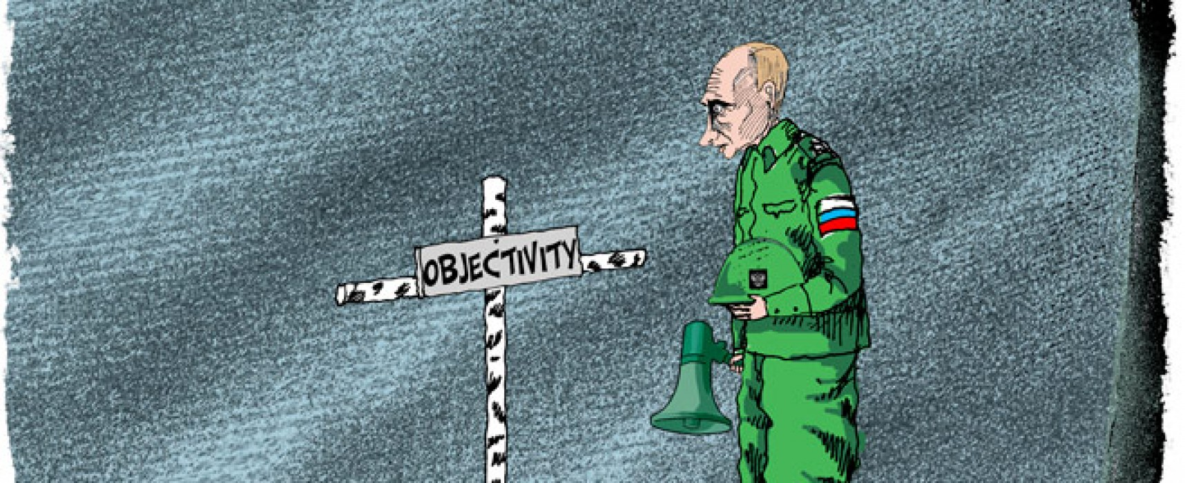 "Mark Galeotti: The West Is Too Paranoid About Russia's ""Infowar"""