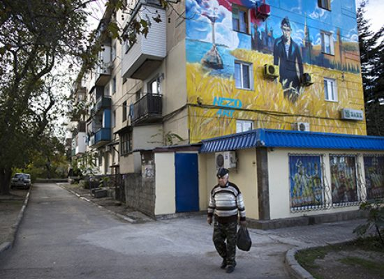 Mission Journal: Crimea's journalists in exile as Russia muzzles free press