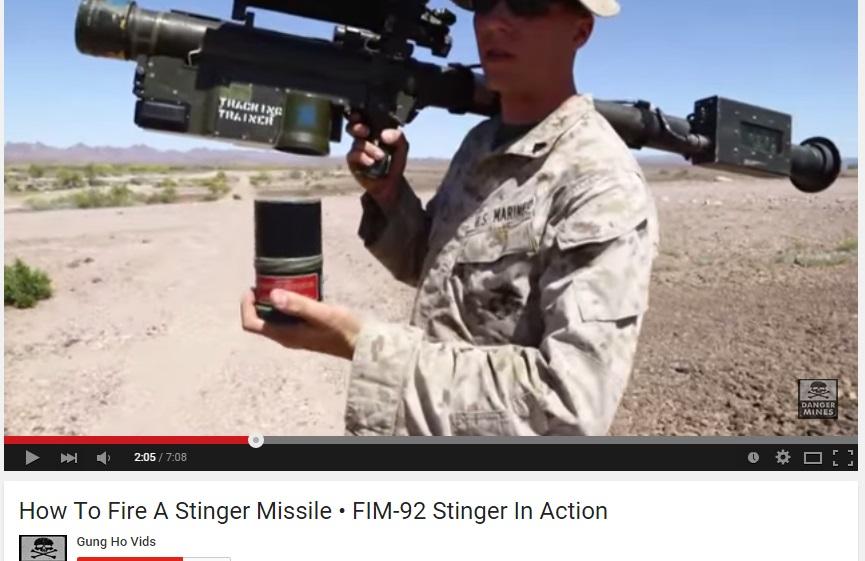 El entrenamiento de las Fuerzas Especiales de EEUU