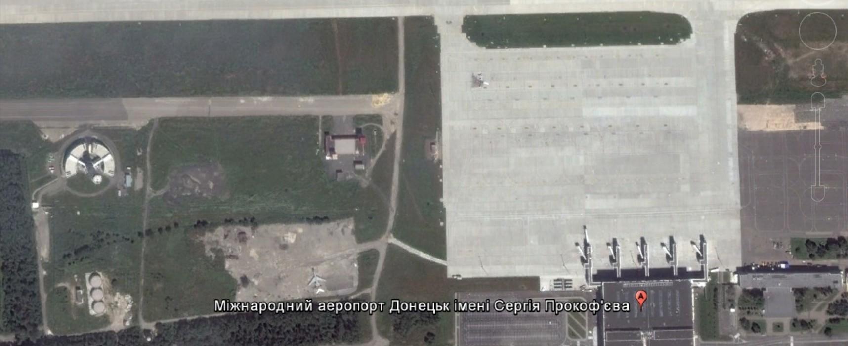 Где искать исторические спутниковые снимки