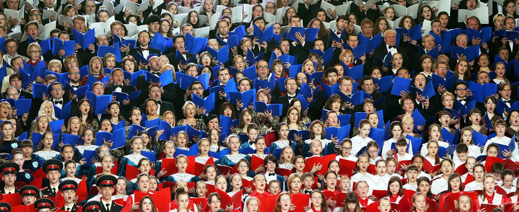 В России может быть создан «патриотический» музыкальный медиахолдинг