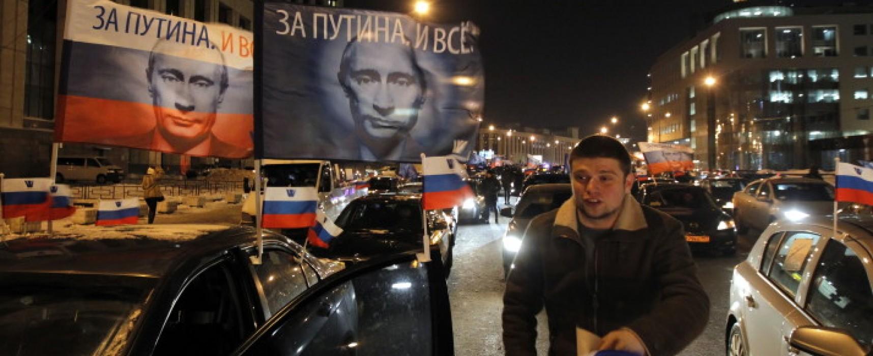 Питер Померанцев: Мы все «полезные идиоты» Путина