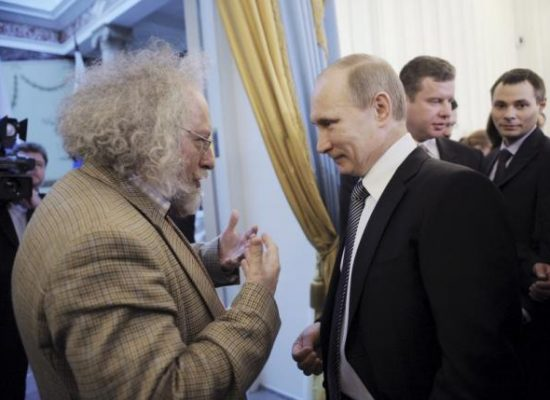 Independent media battle on in Putin's Russia