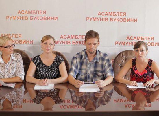 Fake: Bukovinian Romanians Demand Autonomy