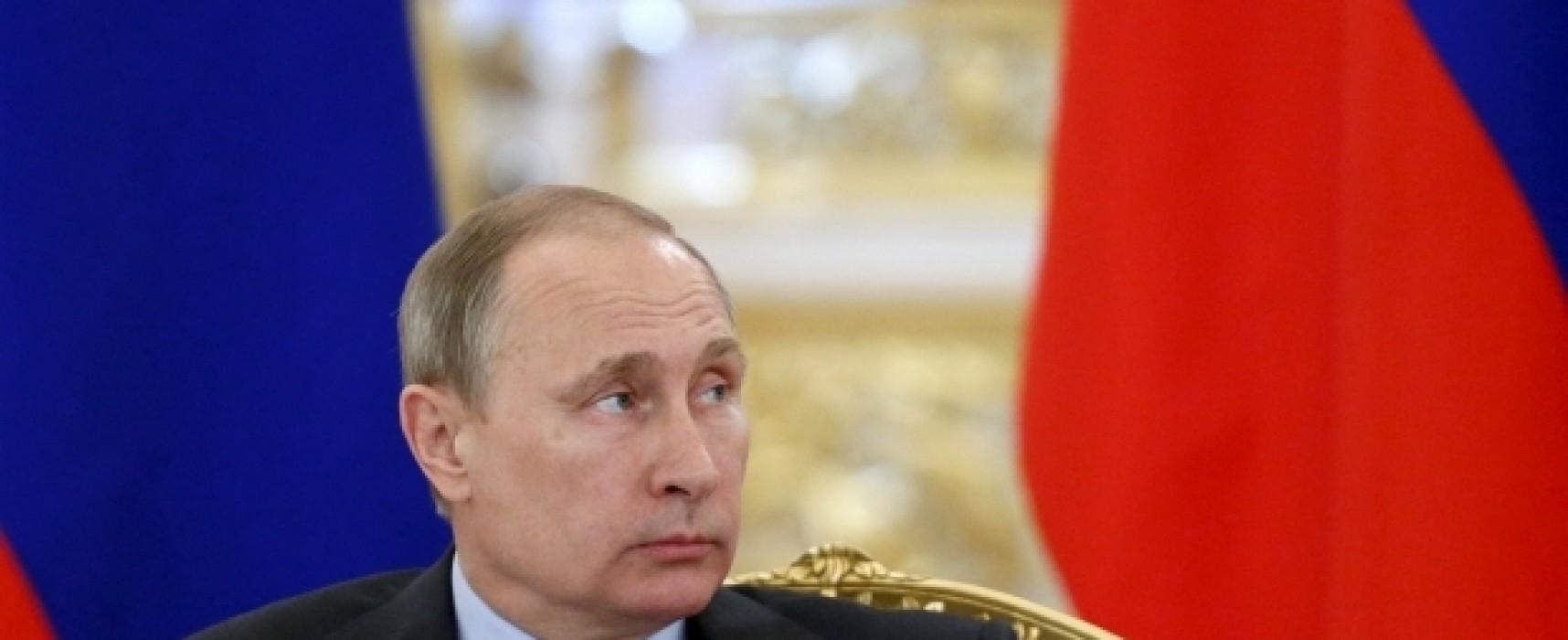 Die Welt: В России Путина царит ложь как система