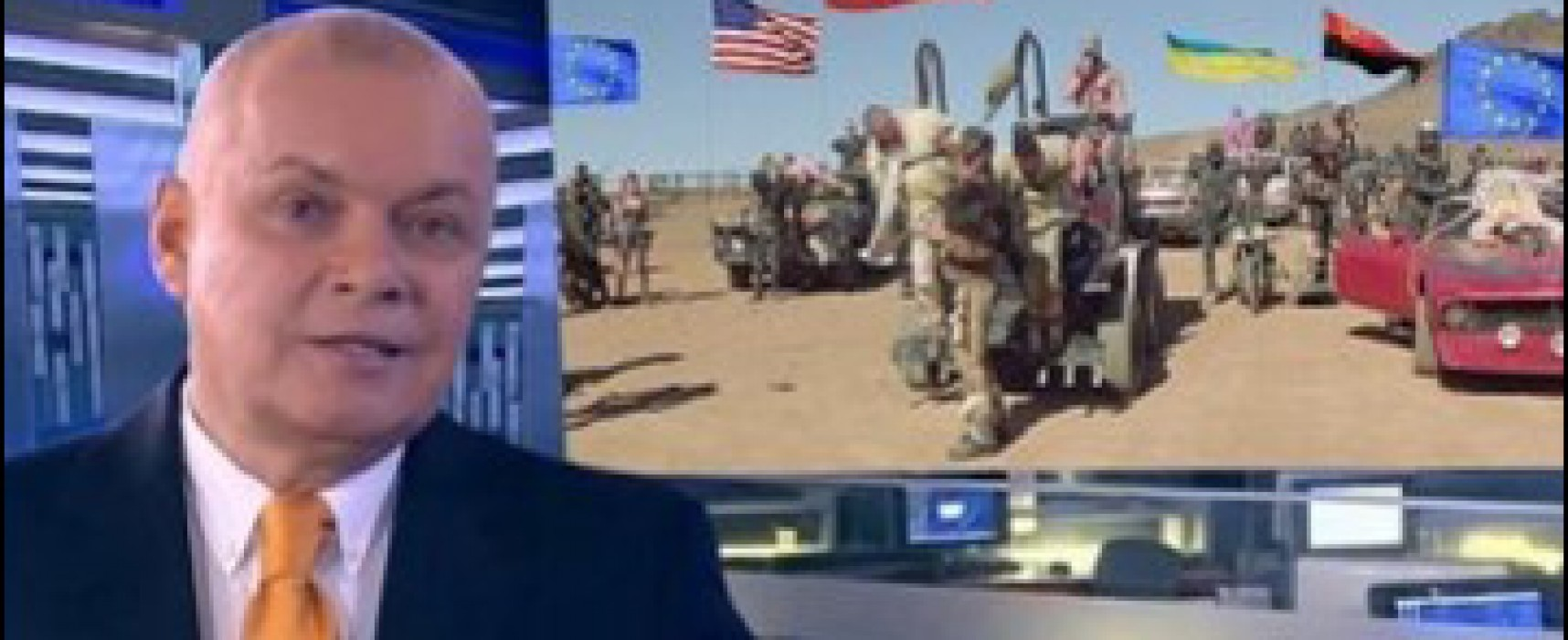 Blood on their Hands: Servicing Russia's TV Propaganda Machine