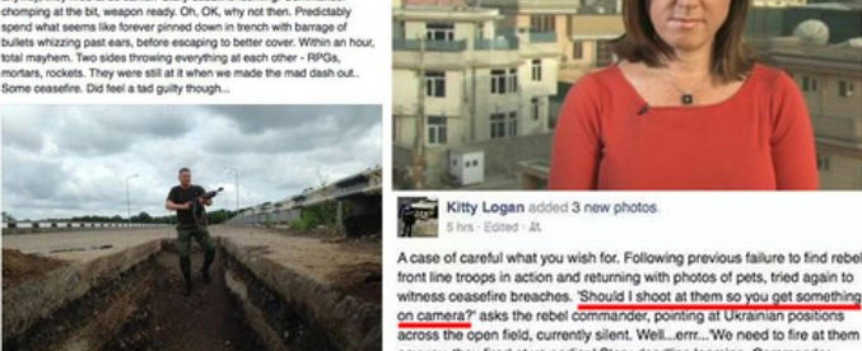 Former Deutsche Welle reporter Kitty Logan loses press accreditation in Ukraine