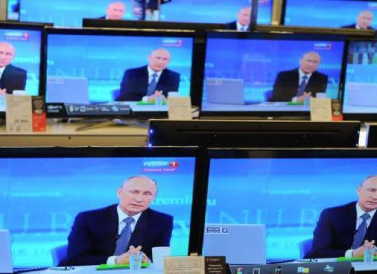 How Russian TV propaganda is made
