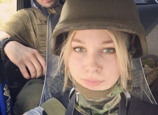 Активистку НОД Катасонову обвинили в съемках поддельного видео об обстрелах Донецка