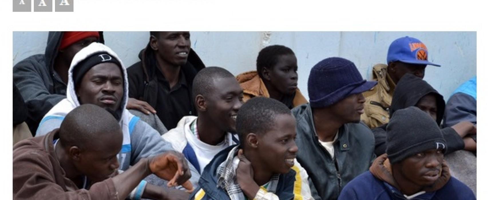 Falso: La UE obligará a Ucrania aceptar los inmigrantes de Africa