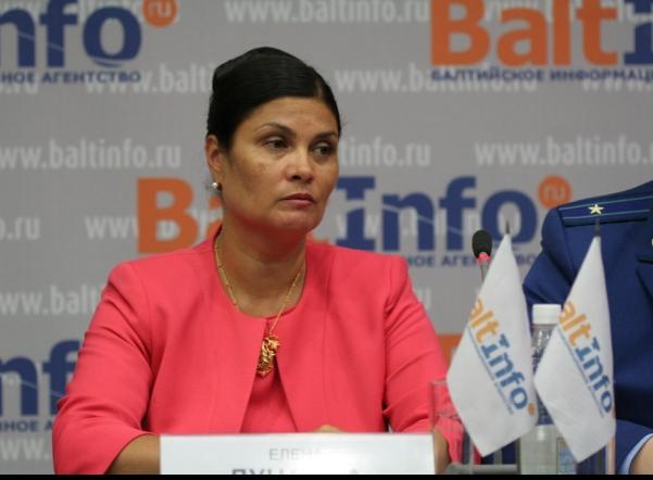 "Конференция в пресс-центре ""БалтИнфо"" © Фото: baltinfo.ru"