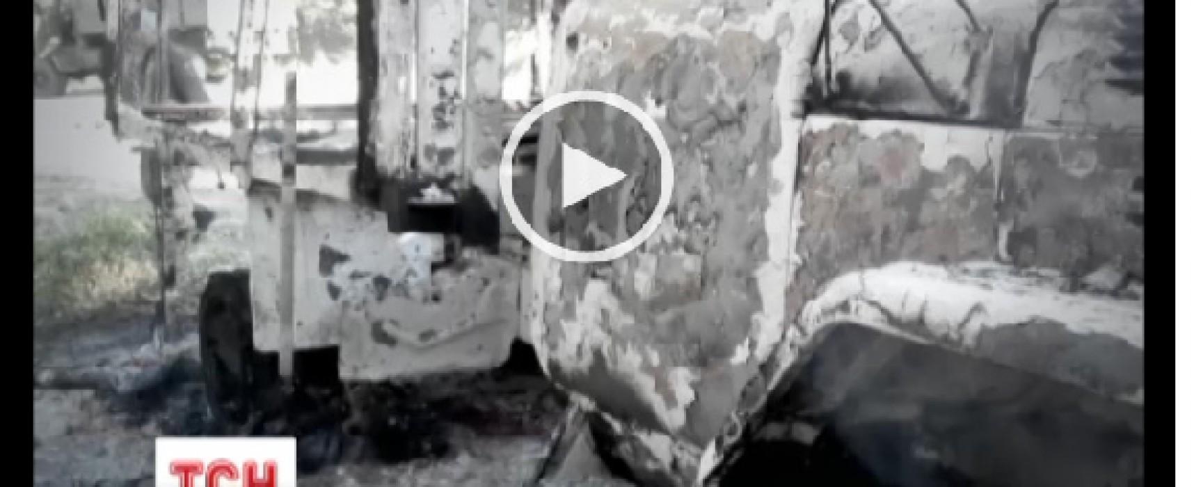 ТСН солгала о подтверждении ОБСЕ применения фосфорных бомб на Донбассе